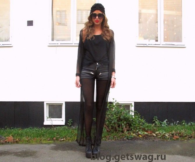 143 Kenza Zouiten - шведская королева уличной моды