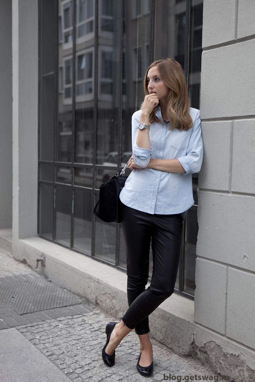 150820141 Минимализм или французский шик в одежде и образах польского блогера