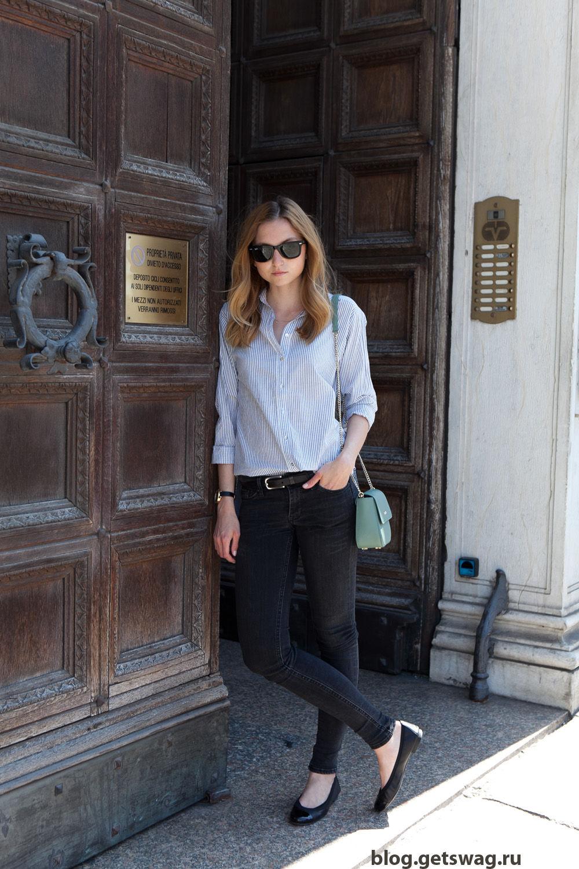 160420153 Минимализм или французский шик в одежде и образах польского блогера