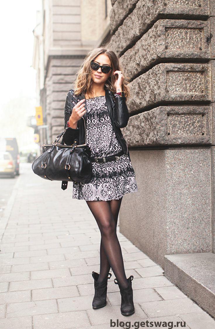 163 Kenza Zouiten - шведская королева уличной моды