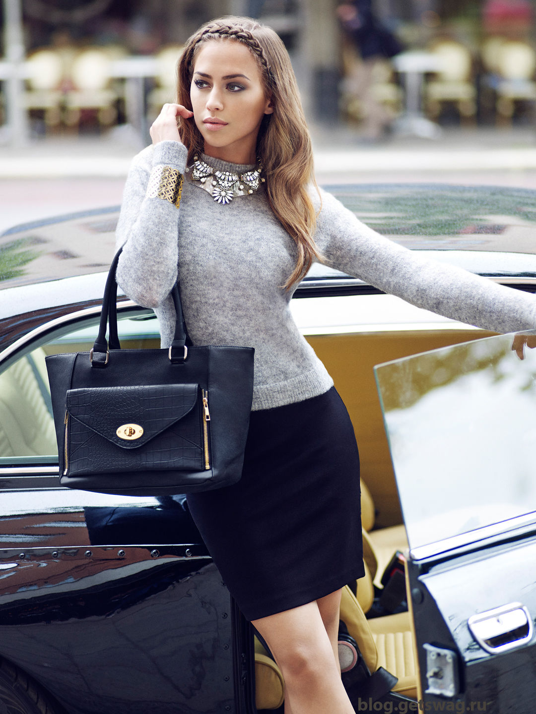 172 Kenza Zouiten - шведская королева уличной моды