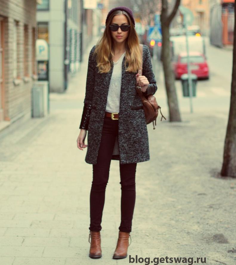 18 Kenza Zouiten - шведская королева уличной моды