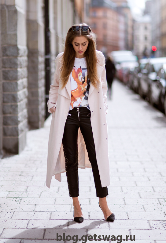 19 Kenza Zouiten - шведская королева уличной моды