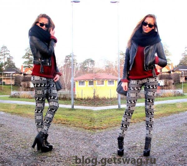223 Kenza Zouiten - шведская королева уличной моды