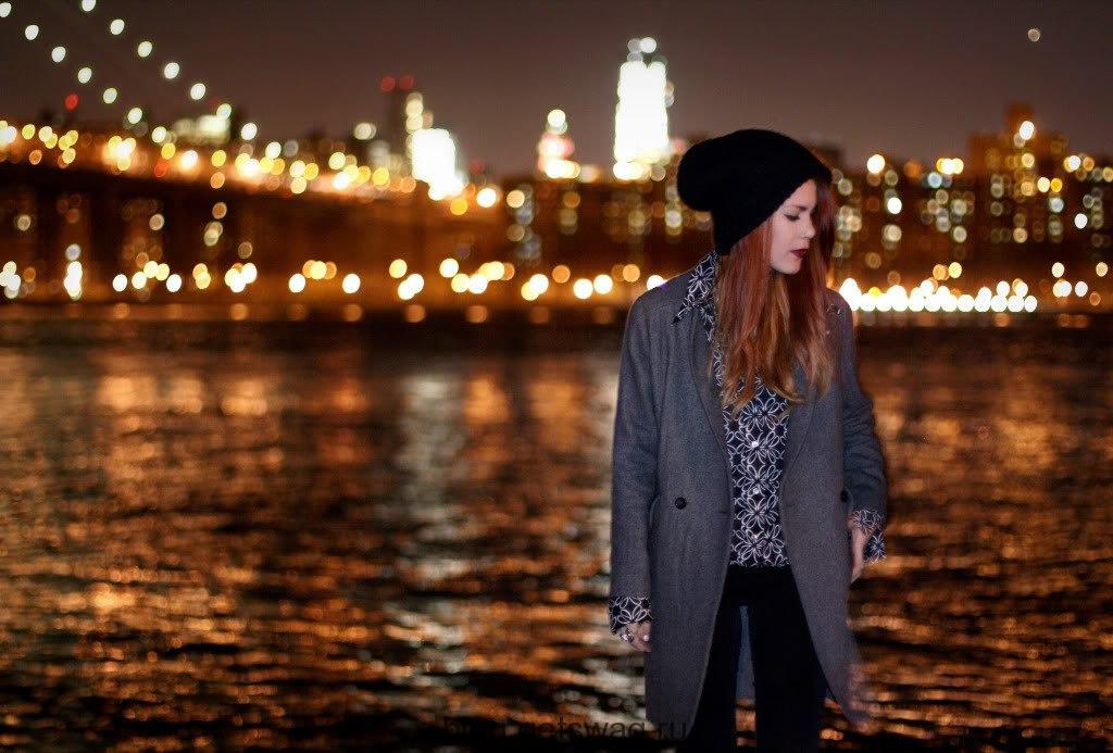 225 Lua P – мисс экстравагантность на улицах Нью-Йорка