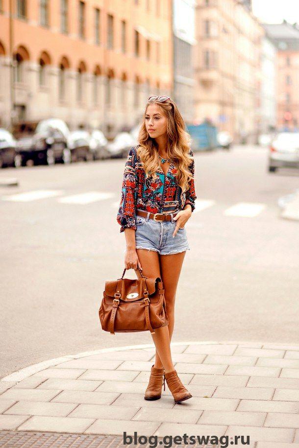 233 Kenza Zouiten - шведская королева уличной моды