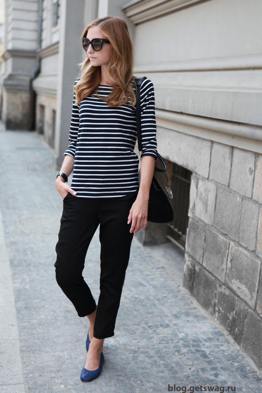 240720142 Минимализм или французский шик в одежде и образах польского блогера