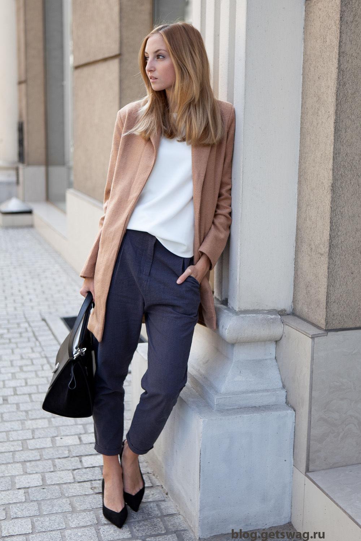 240920142 Минимализм или французский шик в одежде и образах польского блогера
