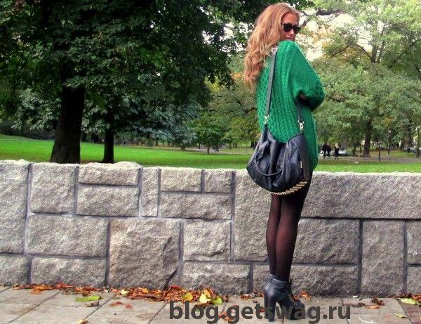 243 Kenza Zouiten - шведская королева уличной моды