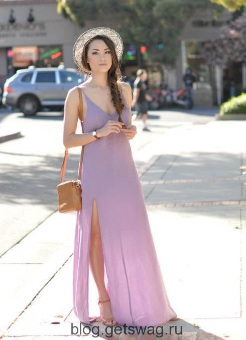 245 Цвета грядущего лета в образах уличных модниц