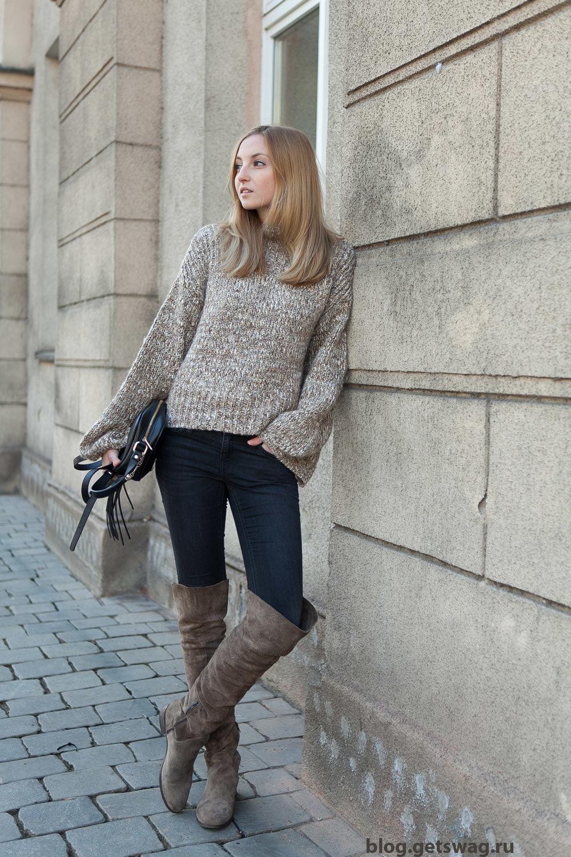 251120141 Минимализм или французский шик в одежде и образах польского блогера