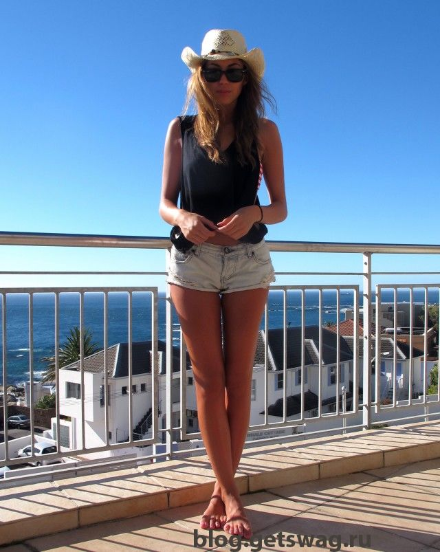 253 Kenza Zouiten - шведская королева уличной моды