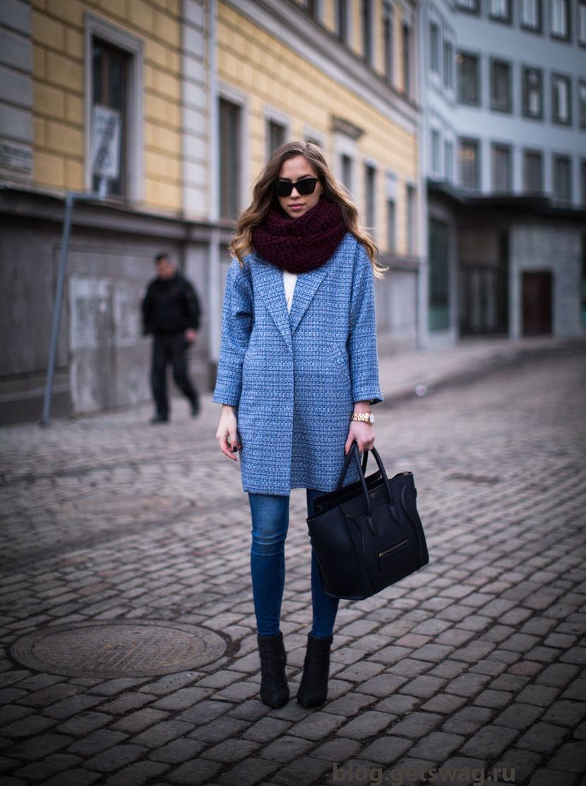 261 Kenza Zouiten - шведская королева уличной моды