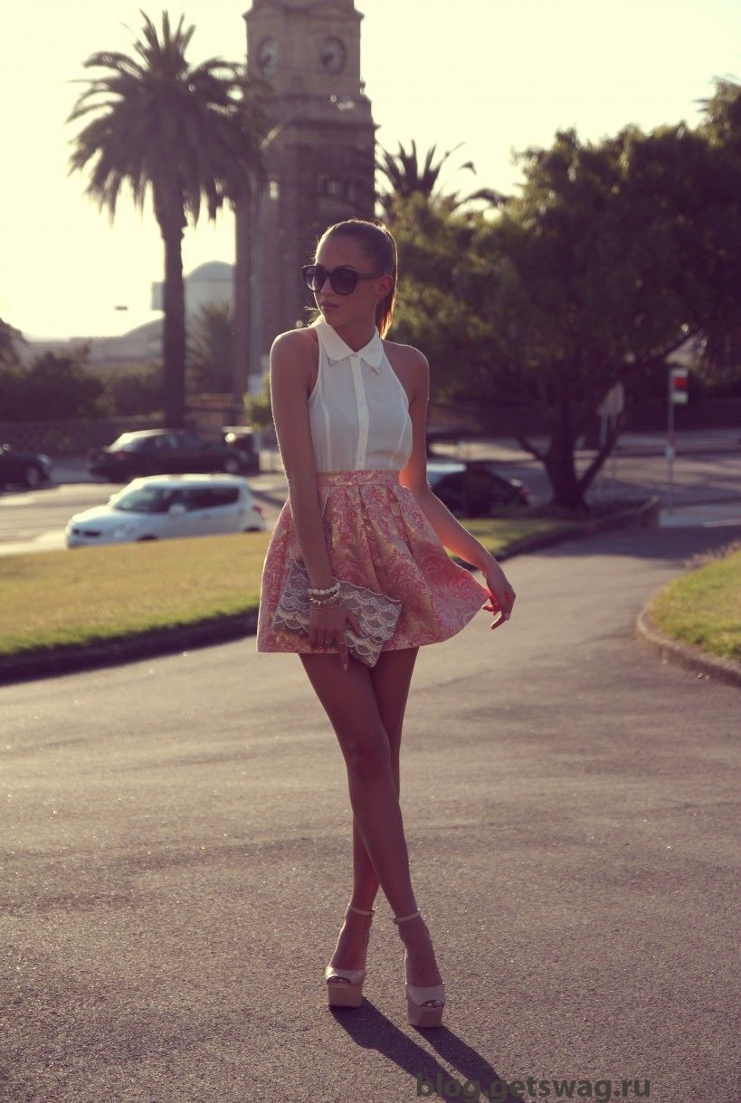 28 Kenza Zouiten - шведская королева уличной моды
