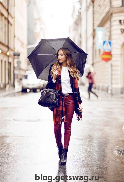 312 Kenza Zouiten - шведская королева уличной моды