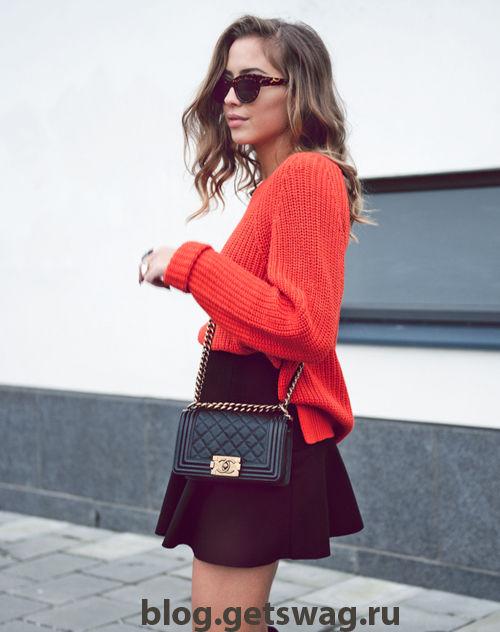 33 Kenza Zouiten - шведская королева уличной моды
