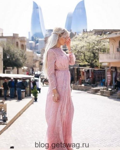 621 Цвета грядущего лета в образах уличных модниц