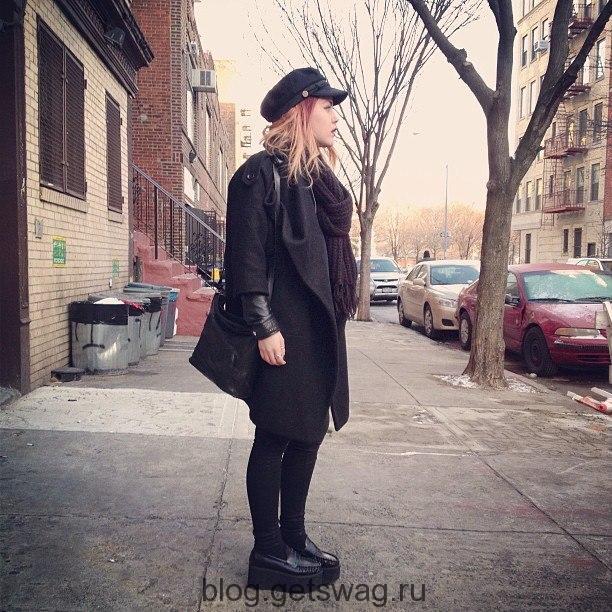 63 Lua P – мисс экстравагантность на улицах Нью-Йорка