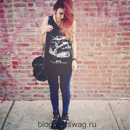 83 Lua P – мисс экстравагантность на улицах Нью-Йорка